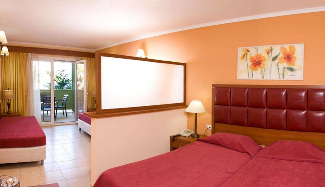 Ariti Grand Hotel Korfu | Business-Unterkunft und Blick auf die Berge